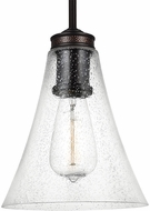 Feiss P1427ORB Marteau Oil Rubbed Bronze Mini Pendant Lighting