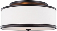Feiss SF337ORB Marteau Oil Rubbed Bronze Ceiling Lighting