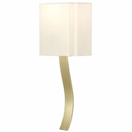 Fine Art Lamps 211350-2 Grosvenor Square Antique Brass Finish 21  Tall Lighting Sconce