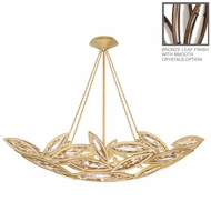 Fine Art Lamps 849640 Marquise 50  Wide Pendant Light Fixture
