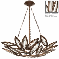 Fine Art Lamps 850440 Marquise 32  Wide Pendant Lighting Fixture