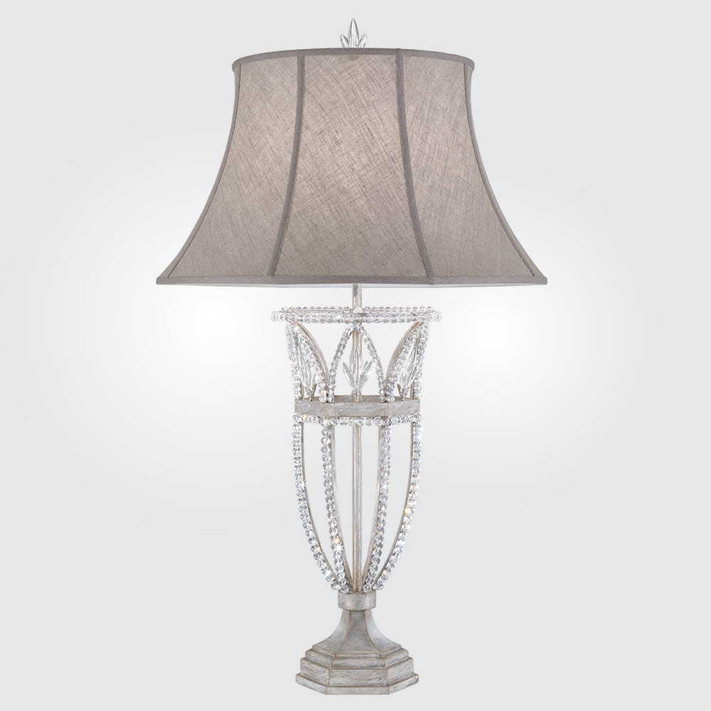 Silver Table Lamps : ... contemporary table lamps home table lamps contemporary table lamps