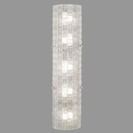Fine Art Lamps 865650-21ST Contructivism Modern Silver LED Wall Lighting