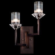 Fine Art Lamps 878750ST Neuilly Patinated Bronze Wall Light Sconce
