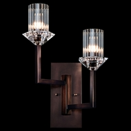 Fine Art Lamps 878850ST Neuilly Patinated Bronze Wall Sconce Light