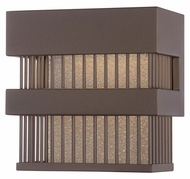 Philips FW0003811 Corydon Small Outdoor Bronze TDL Wall Lighting - LED