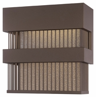 Philips FW0004811 Corydon Large Bronze TDL Modern LED Outdoor Light Sconce