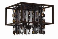 Fredrick Ramond FR32541ABR Mercato Anchor Bronze Ceiling Lighting