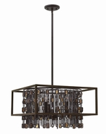 Fredrick Ramond FR32545ABR Mercato Anchor Bronze Hanging Lamp