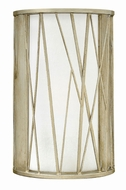 Fredrick Ramond FR41612SLF Nest Silver Leaf Wall Sconce Lighting