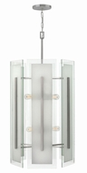 Fredrick Ramond FR56505BNI Latitude Contemporary Brushed Nickel Drop Lighting Fixture