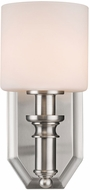 Golden Lighting 2116-BA1-PW-OP Beckford Pewter Lighting Sconce