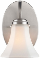 Golden Lighting 7158-BA1-PW-OP Accurian Pewter Wall Lighting Fixture