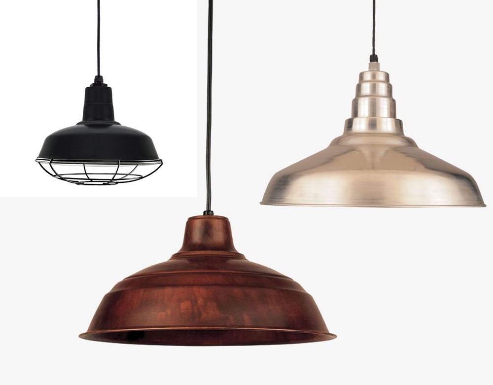 Exterior Pendant Lights