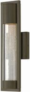 Hinkley 1220BZ Mist Contemporary Bronze Halogen Outdoor Light Sconce