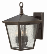 Hinkley 1429RB Trellis Traditional Regency Bronze Outdoor Wall Sconce