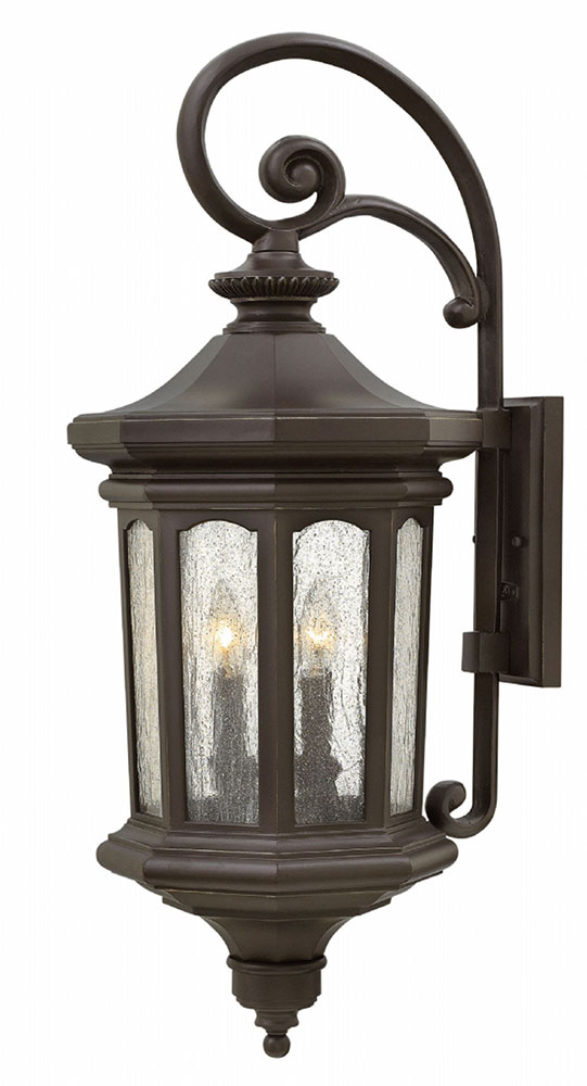 Hinkley 1605OZ Raley Traditional Oil Rubbed Bronze Outdoor