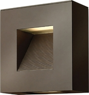 Hinkley 1647BZ-LED Luna Contemporary Bronze LED Exterior Wall Sconce