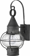 Hinkley 2200DZ Cape Cod Traditional Aged Zinc Exterior Light Sconce