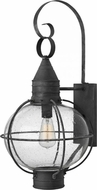 Hinkley 2205DZ Cape Cod Traditional Aged Zinc Outdoor Lamp Sconce