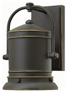 Hinkley 2210OZ Pullman Traditional Oil Rubbed Bronze Finish 7.25  Wide Outdoor Lighting Sconce