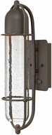 Hinkley 2380OZ Perry Modern Oil Rubbed Bronze Halogen Outdoor Wall Sconce