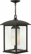 Hinkley 2472OZ Stanton Oil Rubbed Bronze Exterior Pendant Lamp