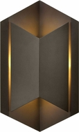 Hinkley 2714BZ Lex Contemporary Bronze LED Outdoor Wall Sconce Light