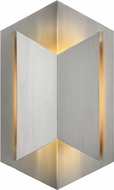 Hinkley 2714SS Lex Modern Stainless Steel LED Exterior Wall Sconce