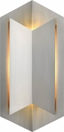 Hinkley 2715SS Lex Modern Stainless Steel LED Exterior Wall Lighting