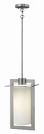 Hinkley 2922PS Colfax Contemporary Polished Stainless Steel Outdoor Drop Lighting Fixture