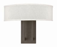 Hinkley 3202KZ Hampton Buckeye Bronze Wall Mounted Lamp