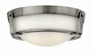 Hinkley 3223AN Hathaway Antique Nickel Ceiling Light Fixture