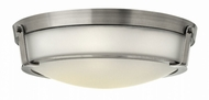 Hinkley 3226AN Hathaway Antique Nickel Flush Ceiling Light Fixture