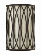Hinkley 3292VZ Walden Victorian Bronze Wall Lighting Fixture