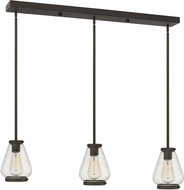 Hinkley 3689OZ Finley Contemporary Oil Rubbed Bronze Multi Hanging Lamp