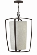 Hinkley 3793KZ Blakely Contemporary Buckeye Bronze Entryway Light Fixture
