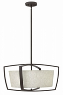 Hinkley 3794KZ Blakely Contemporary Buckeye Bronze Hanging Light