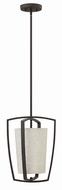 Hinkley 3797KZ Blakely Contemporary Buckeye Bronze Entryway Light Fixture