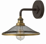 Hinkley 4360KZ Rigby Buckeye Bronze Wall Lighting Sconce