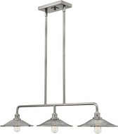 Hinkley 4364PN Rigby Polished Nickel Island Lighting