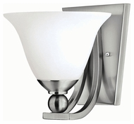 Hinkley 4650BN Bolla Brushed Nickel Finish 7.75  Wide Wall Lighting Fixture