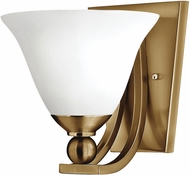 Hinkley 4650BR-OP Bolla Brushed Bronze Wall Sconce Lighting