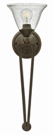 Hinkley 4671OB-CL Bolla Olde Bronze Wall Lighting Fixture