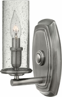 Hinkley 4780PL Dakota Polished Antique Nickel Wall Lamp