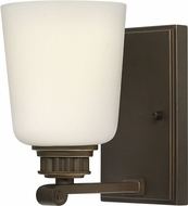 Hinkley 53320OB Annette Olde Bronze Lamp Sconce