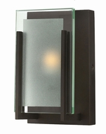 Hinkley 5650OZ Latitude Modern Oil Rubbed Bronze Wall Sconce