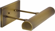 House of Troy DCLEDZ12-71 Classic Contemporary Antique Brass LED 12 Picture Lighting