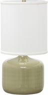 House of Troy GS120-CG Scatchard Celadon Table Lamp