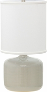 House of Troy GS120-GG Scatchard Gray Gloss Table Lighting